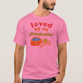 Affenpinscher-Hundezucht-Geschenk T-Shirt
