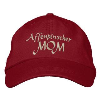 Affenpinscher MAMMA Geschenke Bestickte Kappe