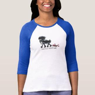 Affenpinscher-Plätze zum zu gehen T-Shirt