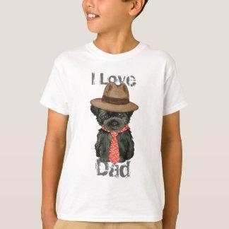 Affenpinscher-Vati T-Shirt