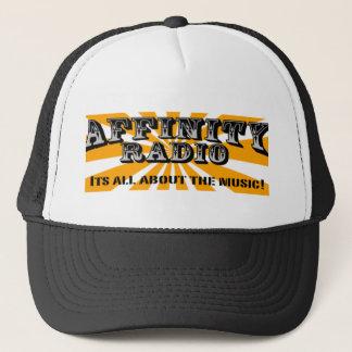 """Affinitäts-Radio """", der ganz ungefähr Hut der Truckerkappe"""