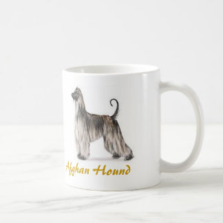 Afghane, Hundeliebhaber reichlich! Kaffeetasse