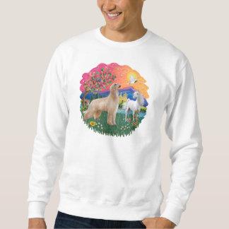 Afghane (Kitz, stehend) Sweatshirt