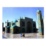 afghanische blaue Moschee Postkarten