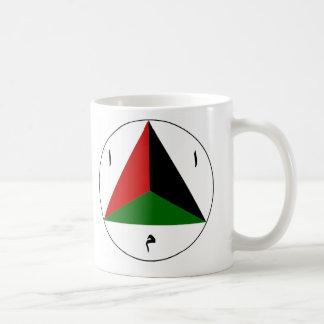 Afghanische nationale Armee-Luftwaffe Roundel Kaffeetasse