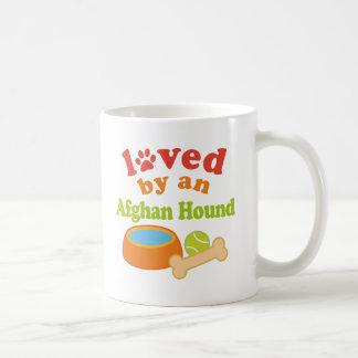Afghanisches Jagdhund-Zucht-Geschenk Kaffeetasse