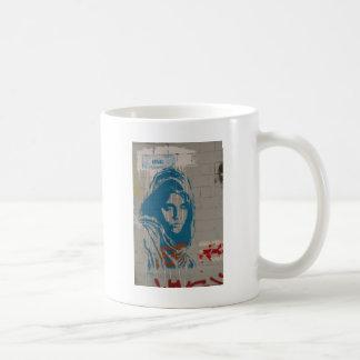 Afghanisches Mädchen Tasse