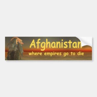 Afghanistan Autoaufkleber
