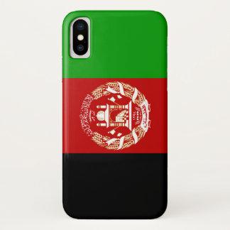 Afghanistan-Flagge iPhone X Hülle