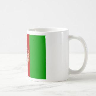 Afghanistan-Flagge Kaffeetasse