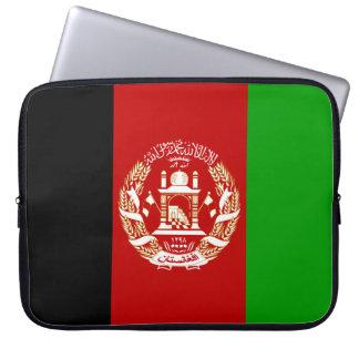 Afghanistan-Flagge Laptop Sleeve