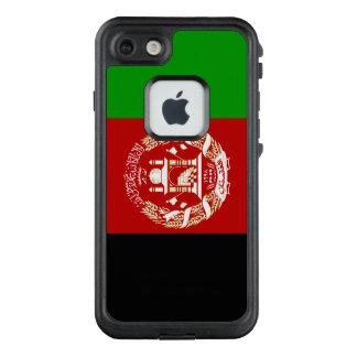 Afghanistan-Flagge LifeProof FRÄ' iPhone 8/7 Hülle