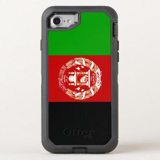 Afghanistan-Flagge OtterBox Defender iPhone 8/7 Hülle