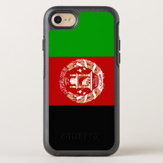 Afghanistan-Flagge OtterBox Symmetry iPhone 8/7 Hülle