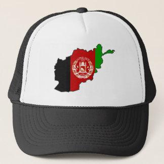 Afghanistan-Flaggen-Karte Truckerkappe