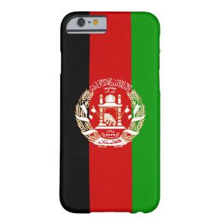 Afghanistan-Flaggen-Telefon-Kasten Barely There iPhone 6 Hülle