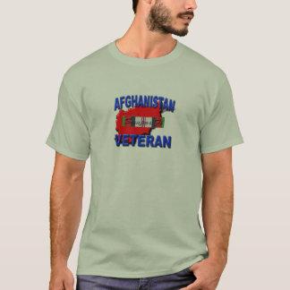 Afghanistan-Kriegsveteran-Service-Band T-Shirt