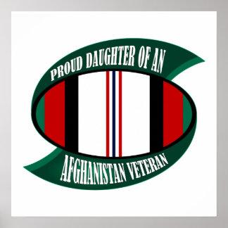 Afghanistan-Tierarzt-Tochter Poster