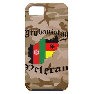 Afghanistan Veteran German iPhone 5 Etui