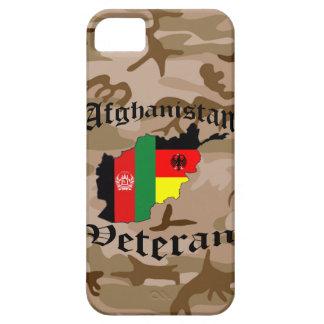 Afghanistan Veteran German iPhone 5 Hüllen