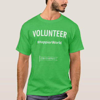 AfH freiwilliger T - Shirt