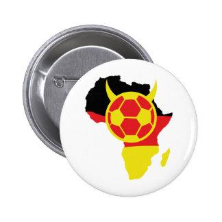 africa icon german soccer devil button