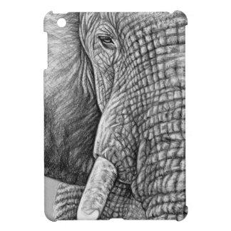 African Elephant iPad Mini Hülle