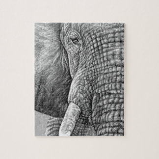 African Elephant Puzzle