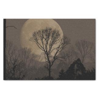 african moon seidenpapier