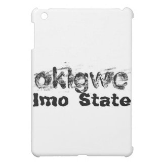 Africankoko kundenspezifische Sammlung (Okigwe, iPad Mini Hülle