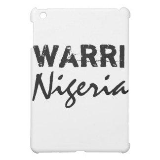 Africankoko kundenspezifische Sammlung (Warri, iPad Mini Hülle
