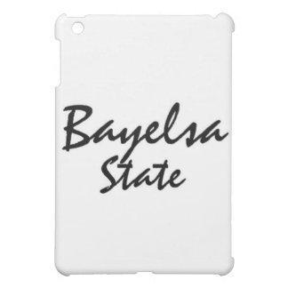 Africankoko kundenspezifischer Bayelsa Staat, iPad Mini Hülle