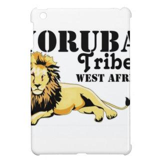 Africankoko kundenspezifischer Yoruba Stamm iPad Mini Hülle