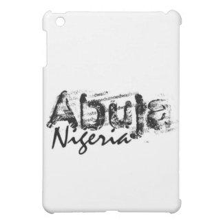 Africankoko kundenspezifisches Abuja, Nigeria iPad Mini Hülle