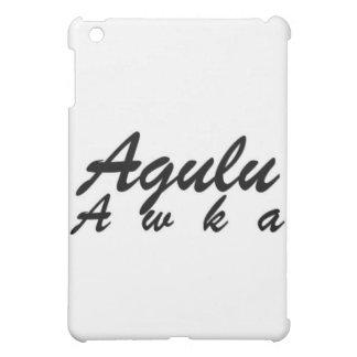 Africankoko kundenspezifisches Agulu Awka, Anambra iPad Mini Hülle