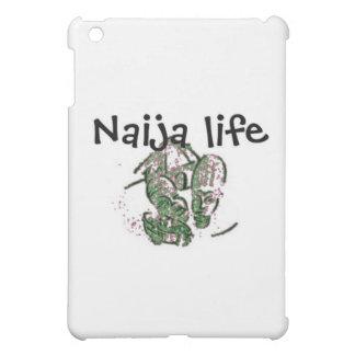Africankoko kundenspezifisches Nigeria Leben iPad Mini Hülle