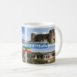 Afrika - Äthiopien - Kaffeetasse