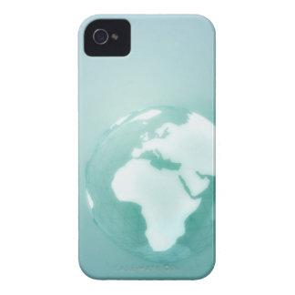 Afrika auf Kugel iPhone 4 Hüllen