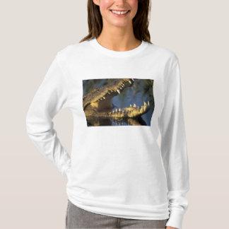 Afrika, Botswana, Moremi Spiel-Reserve, Nil T-Shirt
