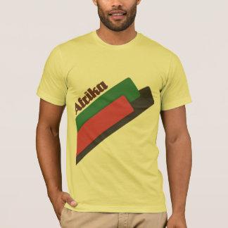 Afrika Streifen T-Shirt