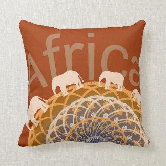 Afrika Zierkissen