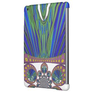 Afrikanische dekorative Farben des modernen