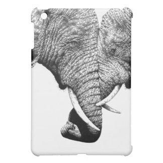 Afrikanische Elefanten iPad Fall iPad Mini Hülle