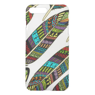Afrikanische Federn iPhone 8 Plus/7 Plus Hülle