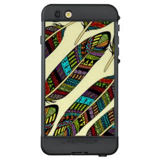 Afrikanische Federn LifeProof NÜÜD iPhone 6s Plus Hülle