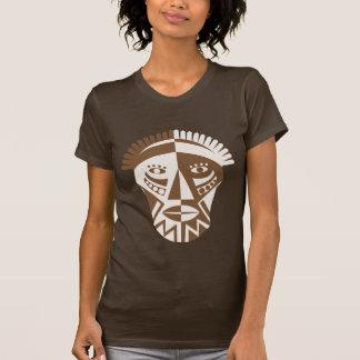 Afrikanische Maske T-Shirt