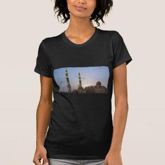 afrikanische Moschee T-Shirt