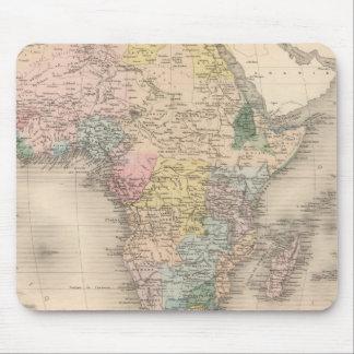 Afrikanische Politik Mauspads