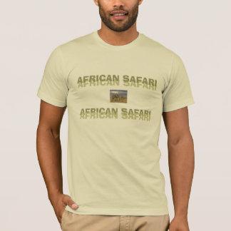 AFRIKANISCHE SAFARI T-Shirt
