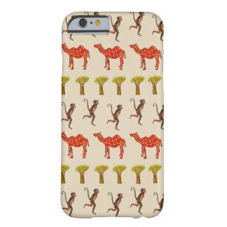 Afrikanische Tiere kopieren iPhone 6/6s, kaum dort Barely There iPhone 6 Hülle